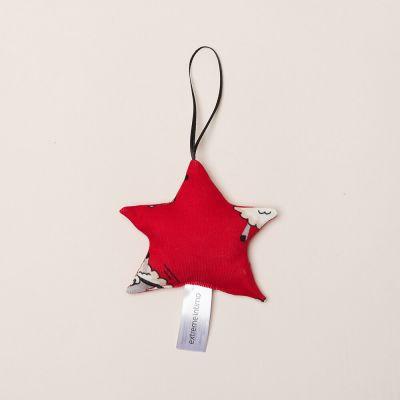 E20K-117Z103 , Tekstilni ukras za božićno drvce