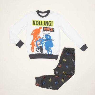 E21K-83P101 , Dječja muška pidžama