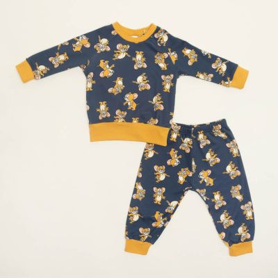 E21K-95P101 , Pidžama za bebe WB